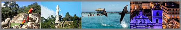 lugares turisticos Honduras